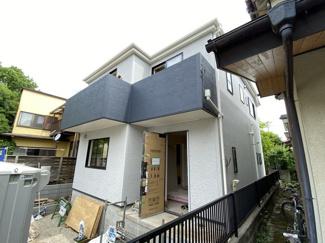 新京成線「前原」駅徒歩16分の全1棟の新築一戸建てです。