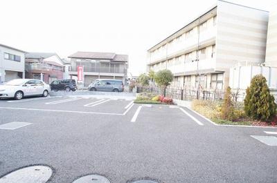 【駐車場】フランブリーズⅢ