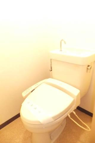 【トイレ】メゾンニトウC館