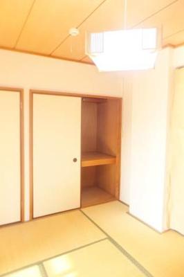 【和室】メゾンニトウC館