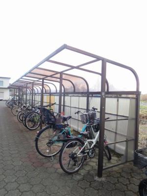 駐輪場・バイク置場あり