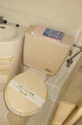 【トイレ】ハイムアペル