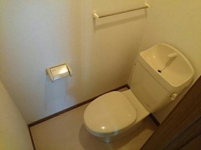 【トイレ】ポワンドゥ花梨Ⅱ