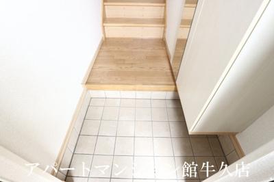 【玄関】デスパシオ