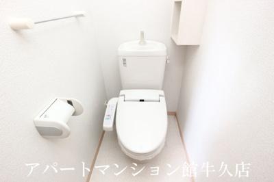 【トイレ】デスパシオ
