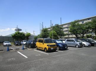 【駐車場】浦和パークハイツ 1号棟