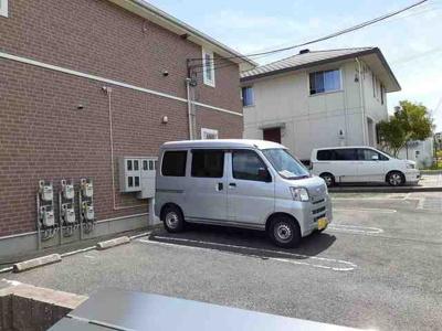 【駐車場】カーサ フィオーレ