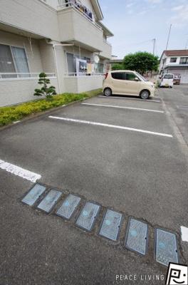 【駐車場】エクセルハイツ