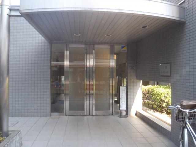 【エントランス】三鷹ガーデンハウス