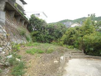 【外観】宝塚市雲雀丘山手2丁目  建築条件無売土地