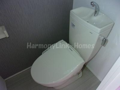 CFハイツ和田のトイレ