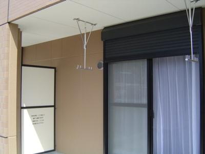 洗濯竿吊具