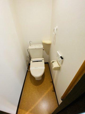 【トイレ】ライオンズプラザ水戸