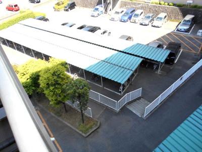 【駐車場】リフォーム済 蓮田ビューパレーA棟