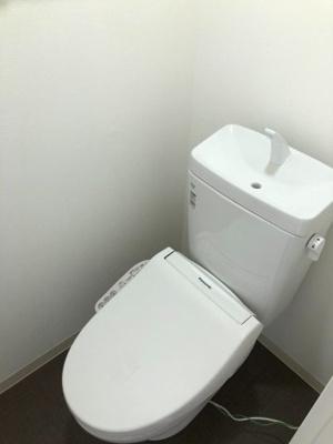 【トイレ】ヴィラ真田山