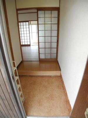 【玄関】深堀アパート