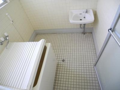 【浴室】深堀アパート