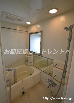 【浴室】フォルム四谷外苑東