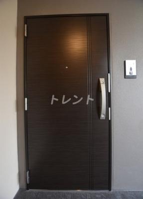 【玄関】メゾンクラフト神田錦町