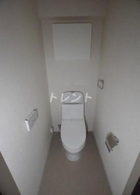 【トイレ】メゾンクラフト神田錦町