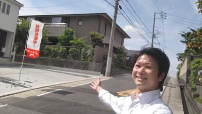 【前面道路含む現地写真】緑区姥子山第3 1号棟<仲介手数料無料>