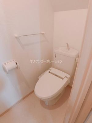 【トイレ】ピアチェーレC