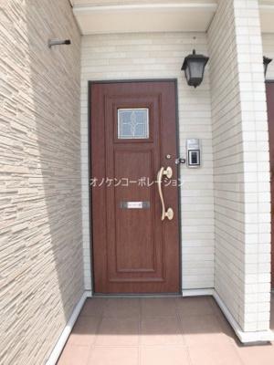【玄関】ピアチェーレC