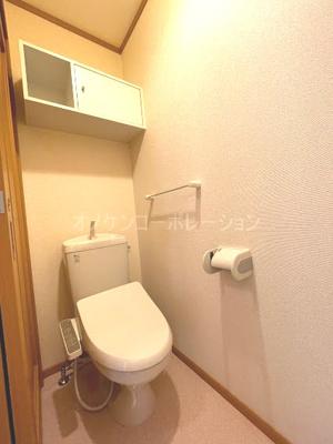 【トイレ】フラットワンA