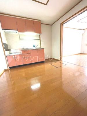 【居間・リビング】フラットワンA