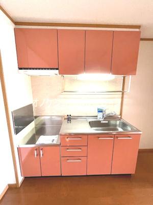 【キッチン】フラットワンA