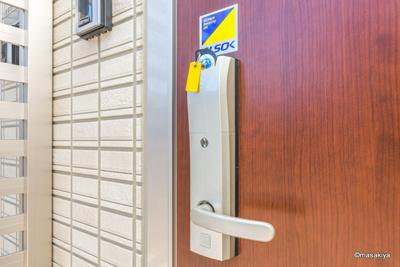 カードキー・ALSOKホームセキュリティ