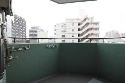 【バルコニー】中山手セントポリア