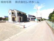 現地写真掲載 新築 安中市岩井HT4-1 の画像