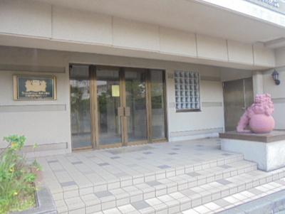 【エントランス】ライオンズマンション高良公園前