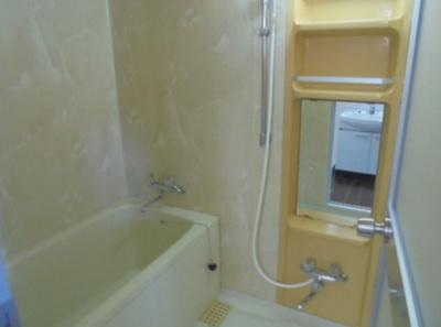 【浴室】ライオンズマンション高良公園前