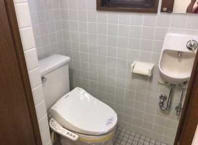 【トイレ】ライオンズマンション高良公園前