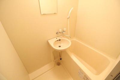 【浴室】メゾンひまわり