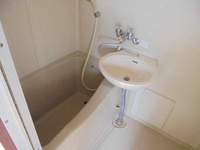 【浴室】ハイツ15