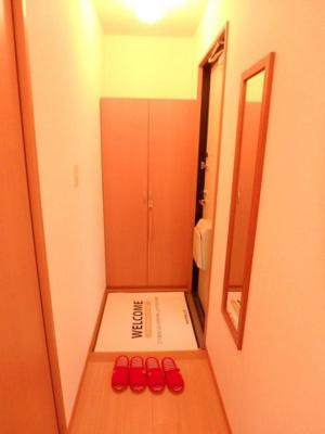【玄関】シャンポールⅡ