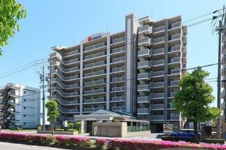 茜部菱野 シャトレ愛松茜部 2階部分 お買い物に便利なエリア 駐車場空きあり 小学校まで7分