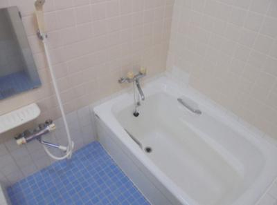 【浴室】ライオンズパレス当蔵