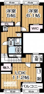 【外観】中津リバーサイドコーポB棟