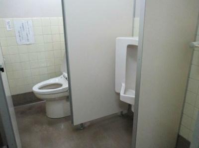 【トイレ】二俣川駅徒歩5分 1階路面店舗事務所