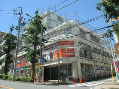 【外観】二俣川駅徒歩5分 1階路面店舗事務所