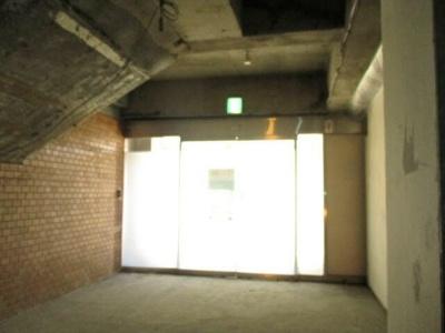 【内装】二俣川駅徒歩5分 1階路面店舗事務所