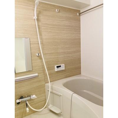 【浴室】ウェルスクエア高円寺南
