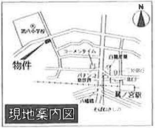 【地図】アイレックス