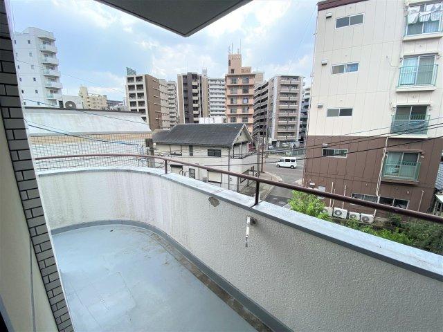 【バルコニー】ライオンズマンション高宮ガーデン