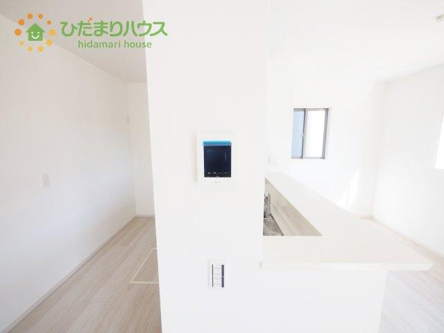 【セキュリティ】B-H土浦市板谷2期 新築戸建