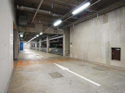 【駐車場】深沢ハウスK棟